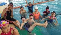 Gatsby International offers swimming lessons for foreigners of all ages