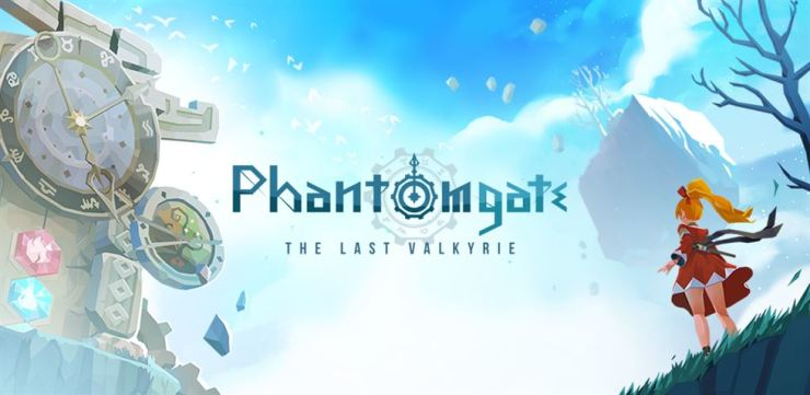 A poster for 'Phantomgate' that Netmarble Games released Sept. 18 on Google Play Store and Apple's App Store in 155 countries. / Courtesy of Netmarble Games