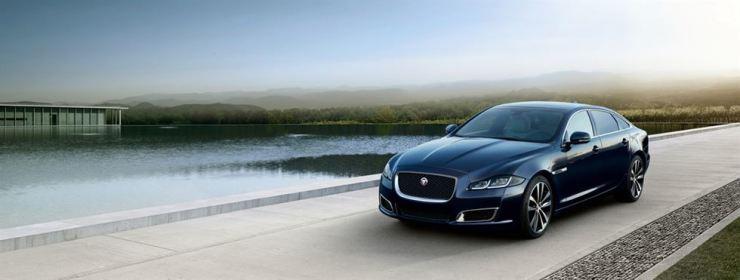 The Jaguar XJ / Courtesy of Jaguar