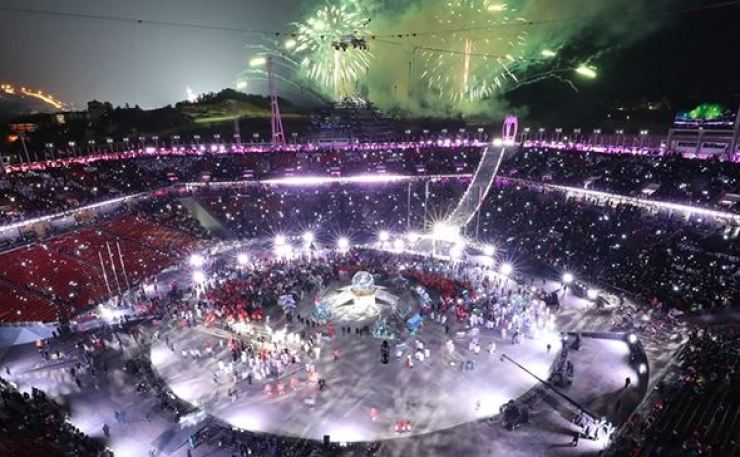 The 2018 PyeongChang Winter Olympics was one of the most cost-effective in history. Yonhap