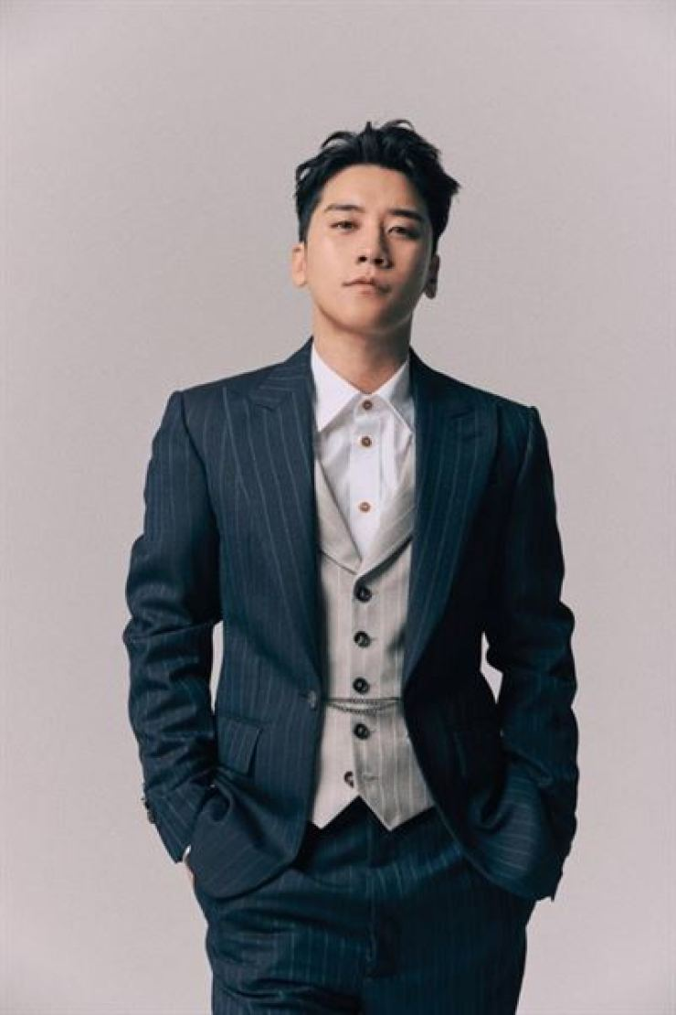 BIGBANG's Seungri is venturing into the IT sector. Yonhap