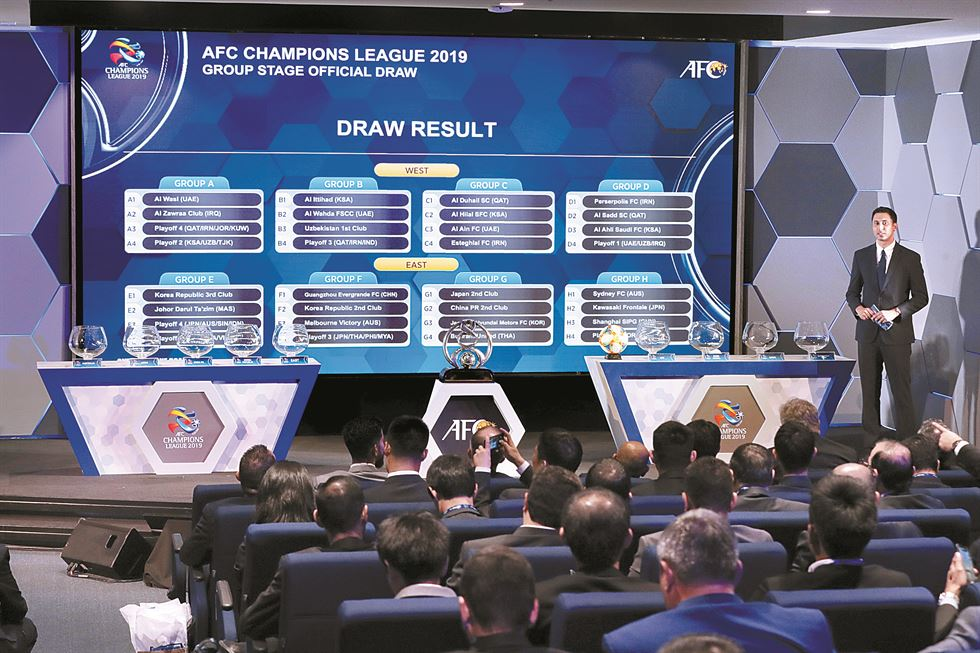 Korean teams opponents in ACL remain a mystery