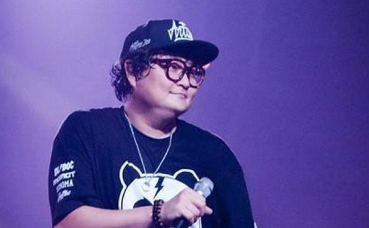 Jung Jae-yong, a member of DJ DOC, will tie the knot with his girlfriend in December. Courtesy of Superjam Records.
