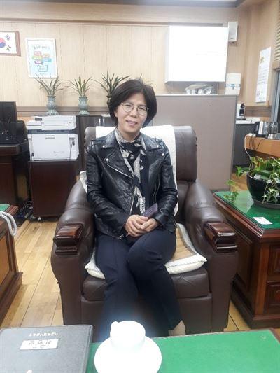 Daedong Elementary School. Capture from school's website
