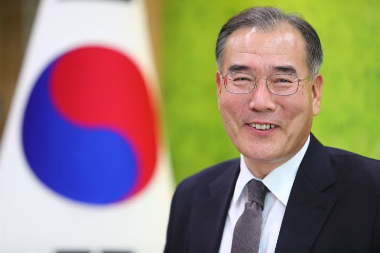 Minister of Agriculture, Food and Rural Affairs Lee Gae-ho / Courtesy of Ministry of Agriculture, Food and Rural Affairs