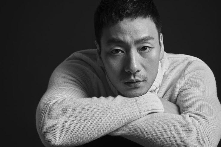 Actor Park Hae-soo. Courtesy of BH Entertainment