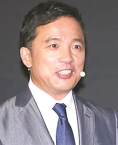 Kim Jung-ju, Nexon founder and NXC chairman