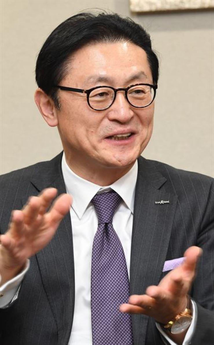 Yoo Sang-ho / Korea Times file