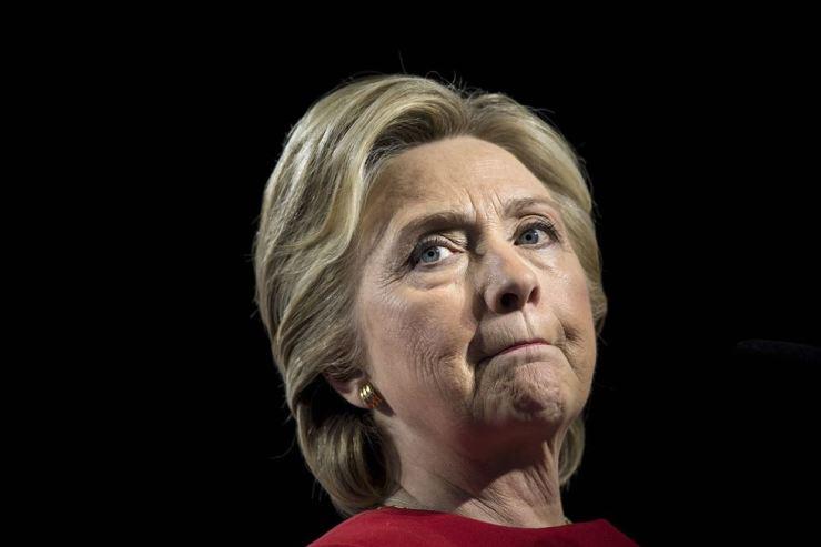 Hillary Clinton / AFP
