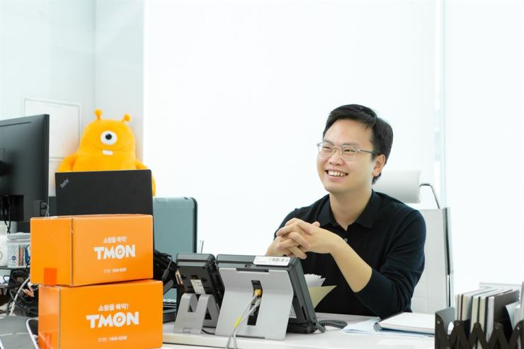 TMON CEO Lee Jae-hoo / Courtesy of TMON