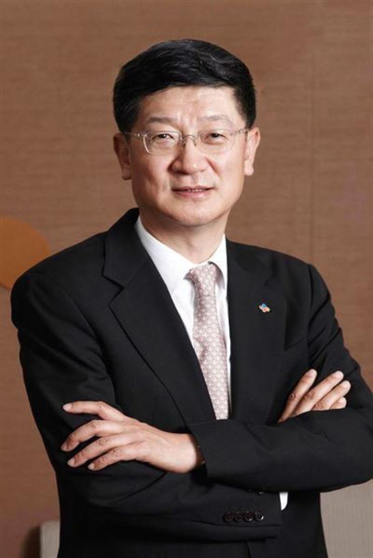 CJ Logistics CEO Park Keun-tae