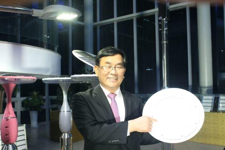 TechEn CEO Lee Young-seb / Korea Times photo by Kim Kwang-won