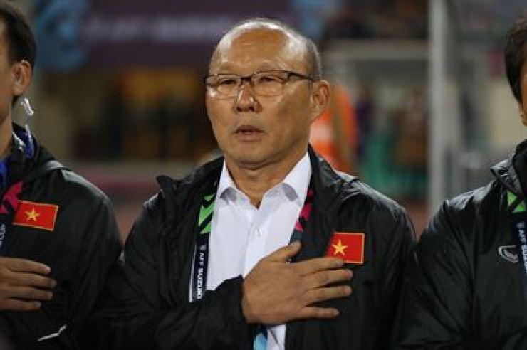 Coach Park Hang-seo