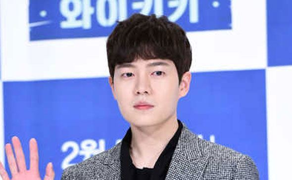 Son Seung Won: Actor Son Seung-won Busted For 2nd DUI