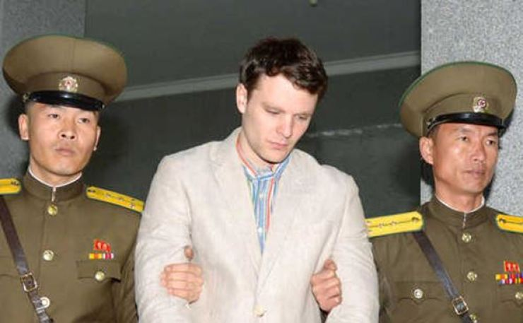 Otto Frederick Warmbier. The Korea Times file