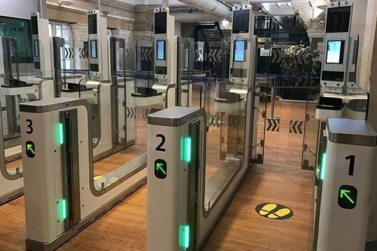 Britain will open its ePassport gates to travelers from South Korea from next summer.