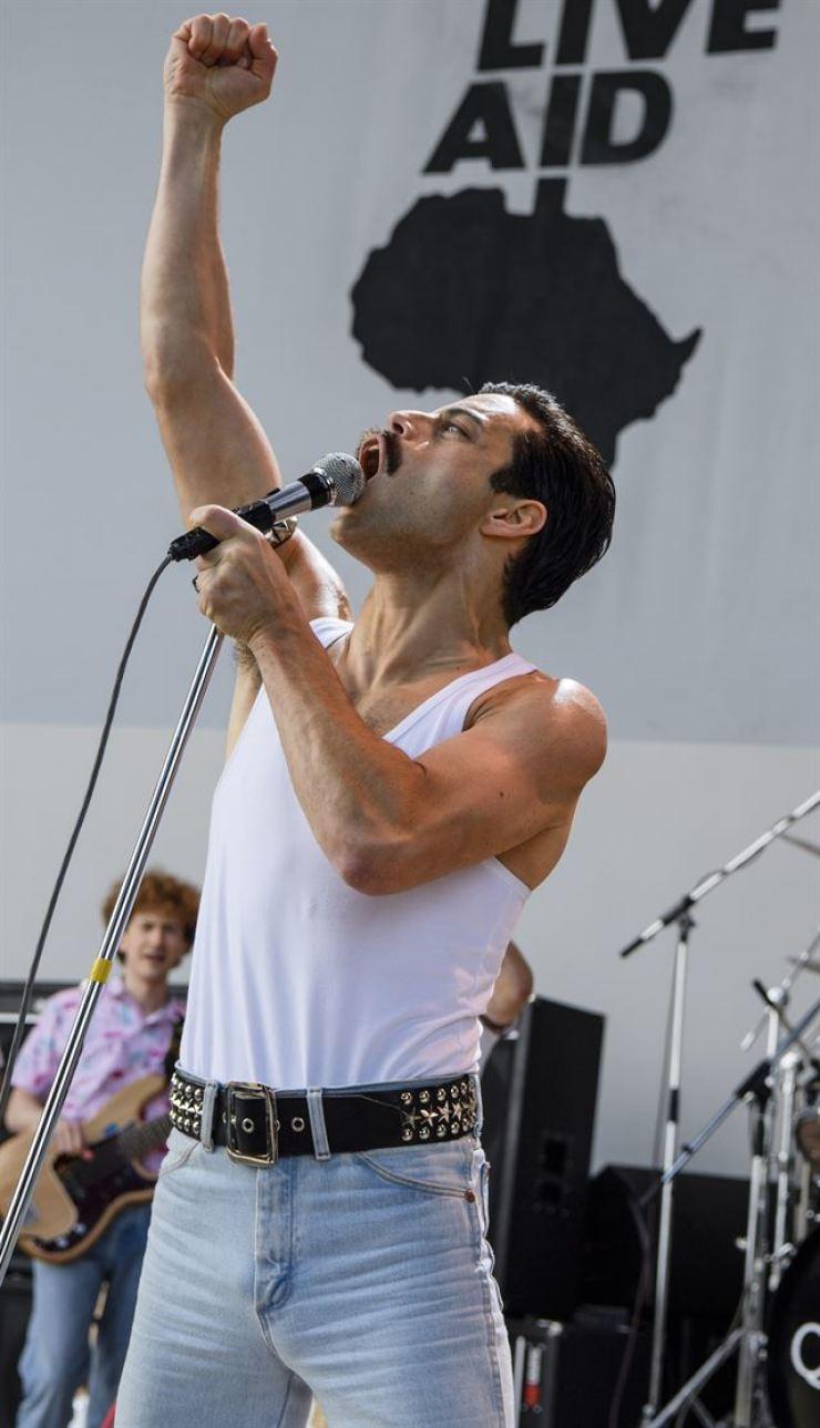 A still from film 'Bohemian Rhapsody' / Courtesy of 21st Century Fox