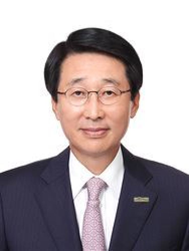 Air Busan CEO Han Tae-keun