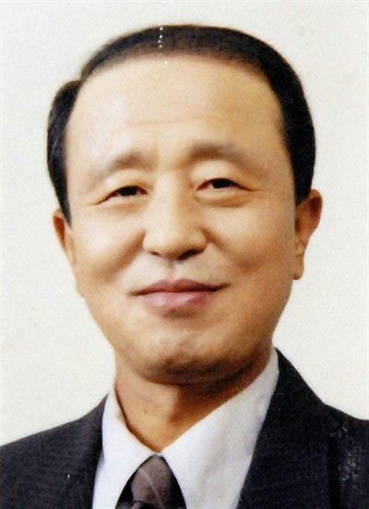 Namyang Dairy Products Chairman Hong Won-sik