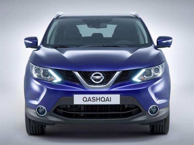Nissan Qashqai SUV / Courtesy of Nissan Korea