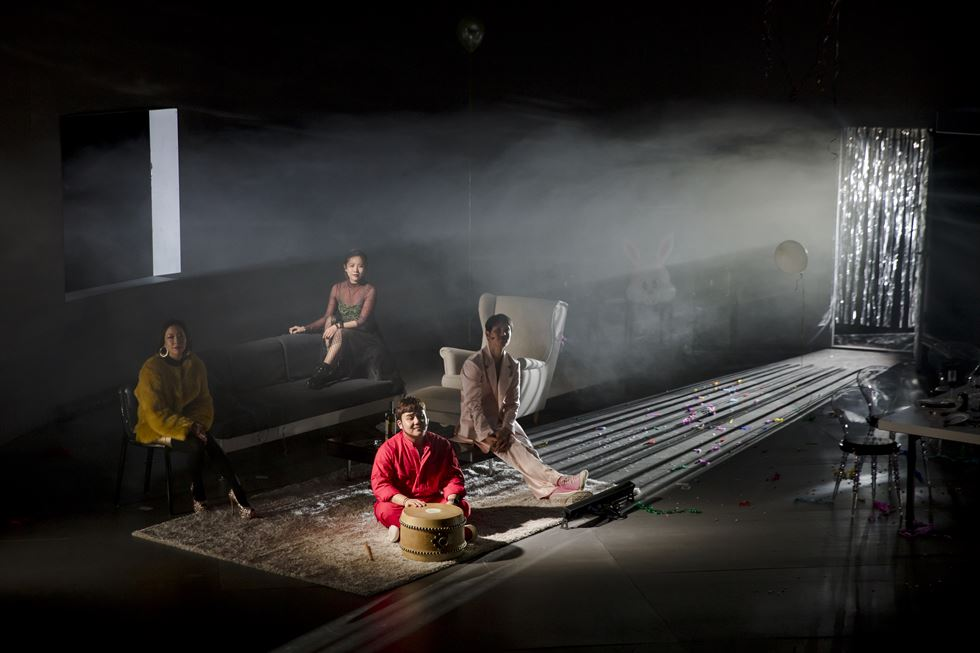 A scene from National Changgeuk Company of Korea's 'Poetry' / Courtesy of National Theater of Korea