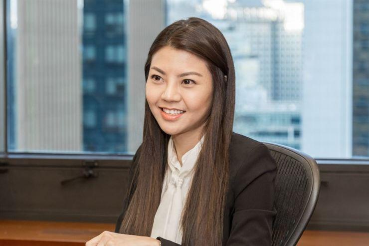 Serene Chen, managing director of Deutsche Bank Asia in Singapore / Courtesy of Deutsche Bank