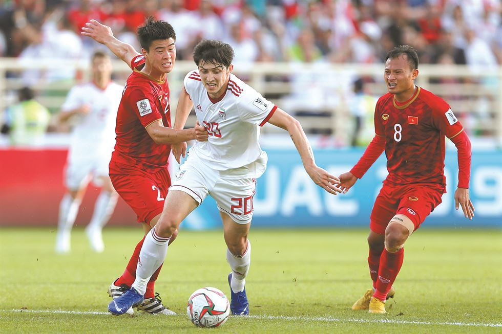 02cc85866 Korea hoping Son s arrival will kick start Asian Cup