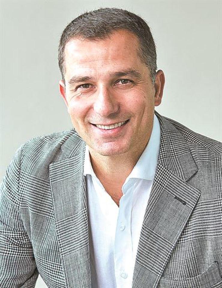 Jose Luis Amador, general manager of JTI Korea