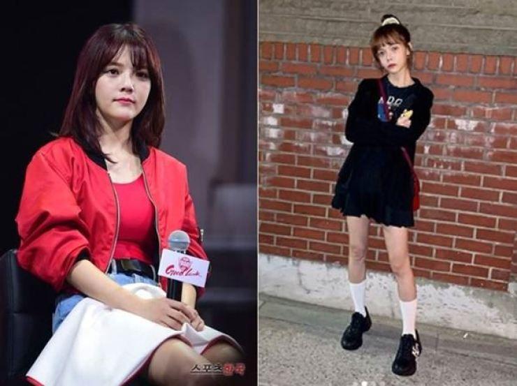 Is Aoa S Ji Min Ill