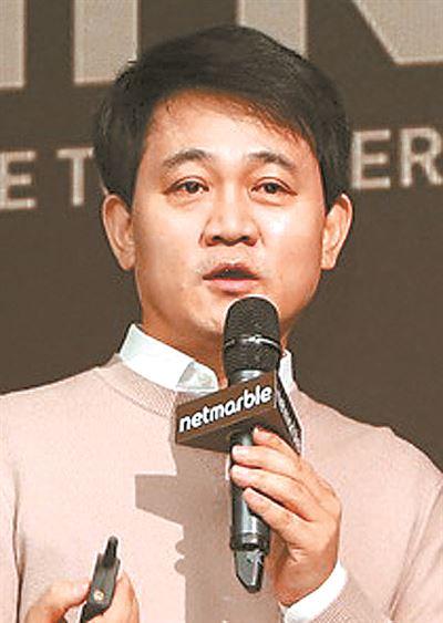 Nexon founder Kim Jung-ju