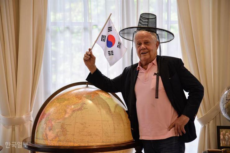 Jim Rogers / Korea Times file