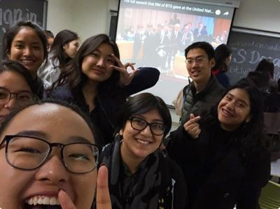 A student-run course on K-pop titan BTS will be offered at UC Berkeley. Korea Times file
