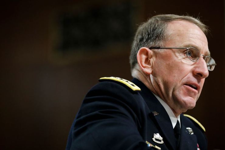 USFK Commander Robert Abrams / Xinhua-Yonhap