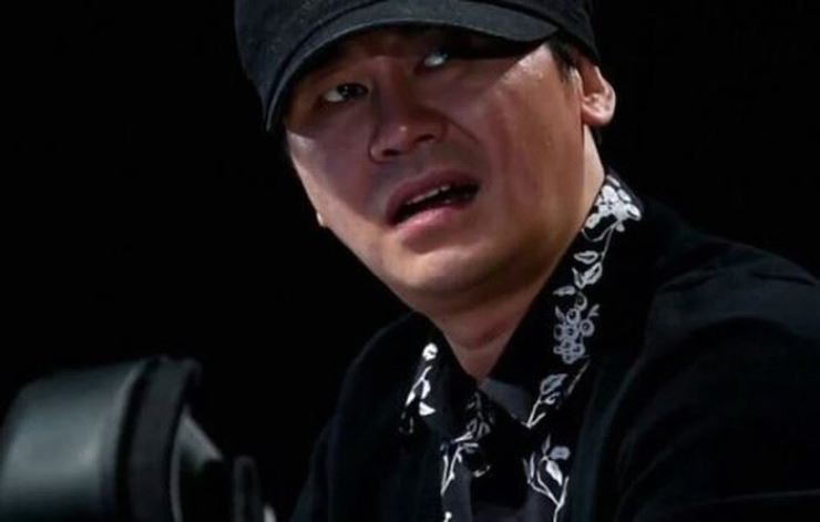 YG Entertainment founder Yang Hyun-suk Captured from SBS TV