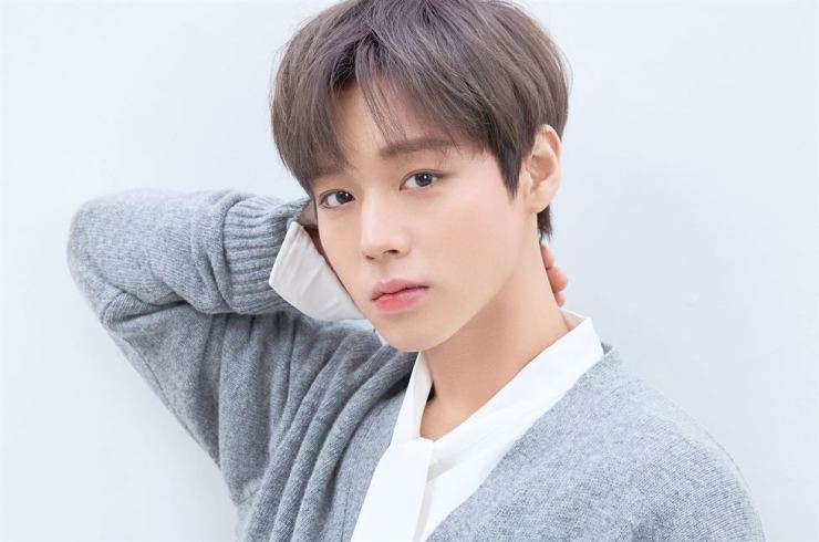 Park Ji-hoon will make his solo debut on March 26 with an album. Courtesy of Maroo Entertainment