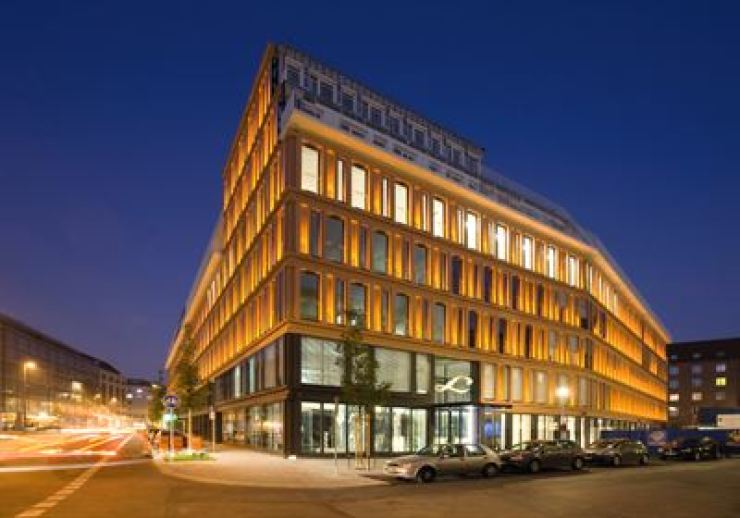 Linde Group in Munich, Germany / Courtesy of Linde Group