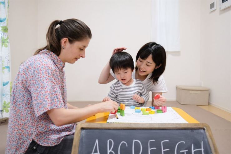 No Elementary school student is too young to learn English. Not anymore. gettyimagesbank