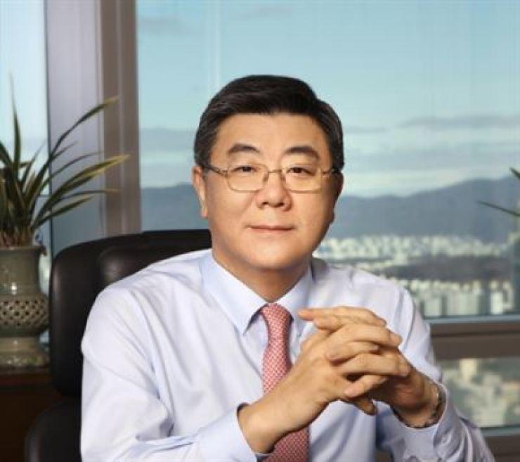 Samsung Life Insurance CEO Hyun Sung-chul
