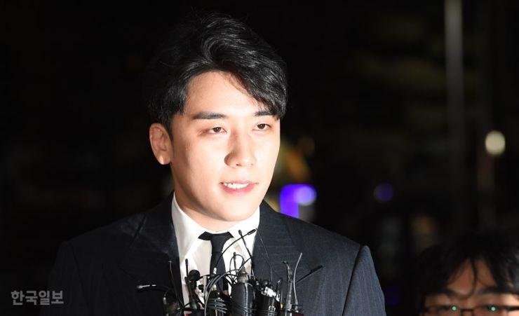 Seungri / Korea Times file