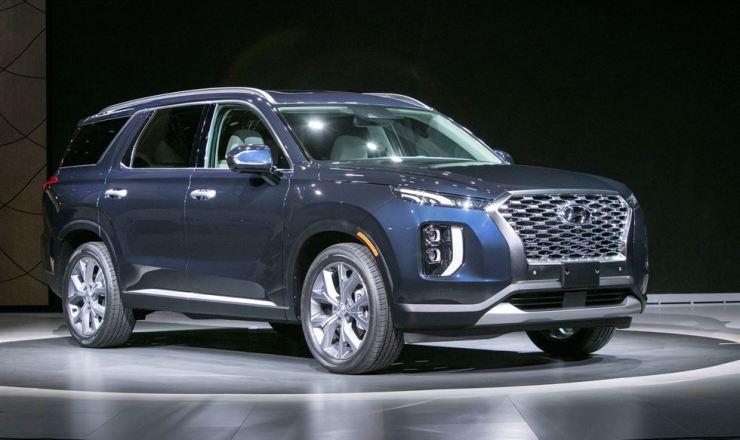 Hyundai Motor's Palisade / Korea Times file
