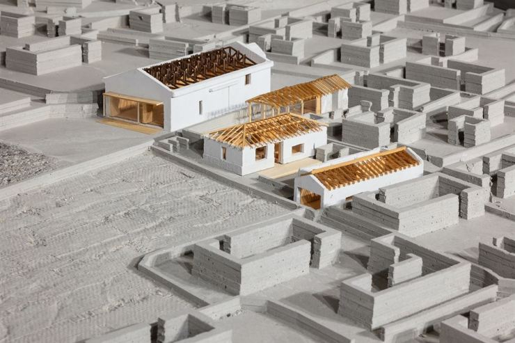 A miniature model of Gapado Project / Courtesy of Hyundai Card