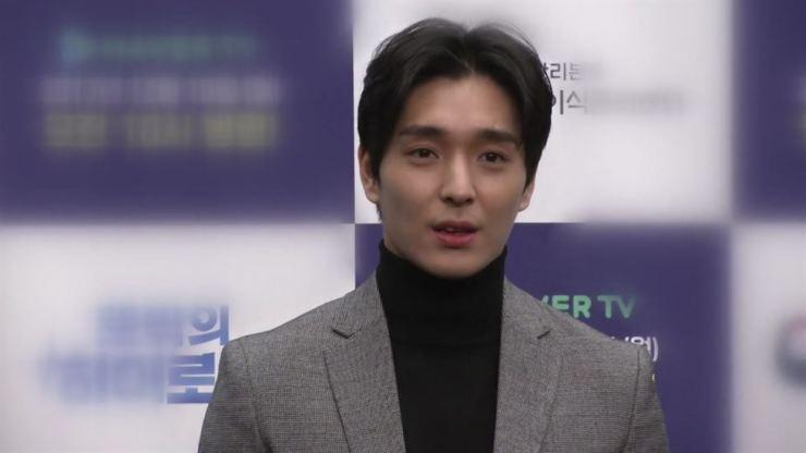 F.T. Island's Choi Jong-hoon.