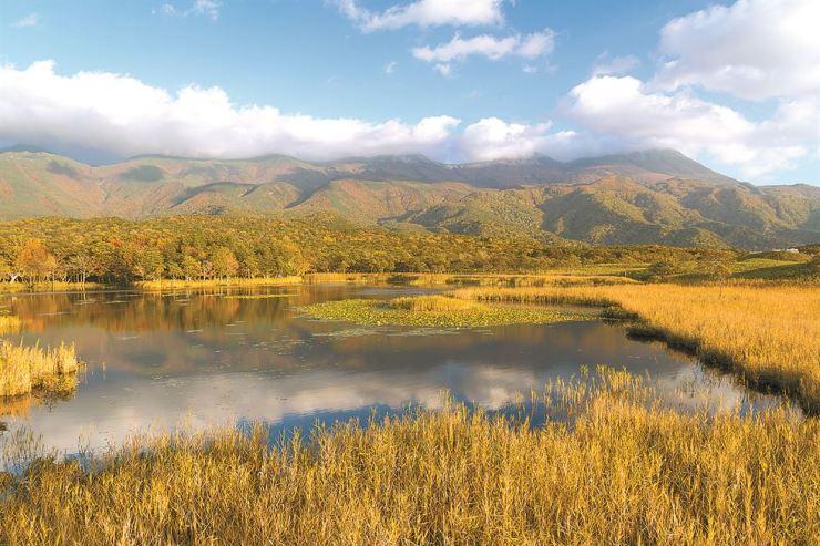 Shiretoko National Park in eastern Hokkaido, Japan / gettyimagesbank