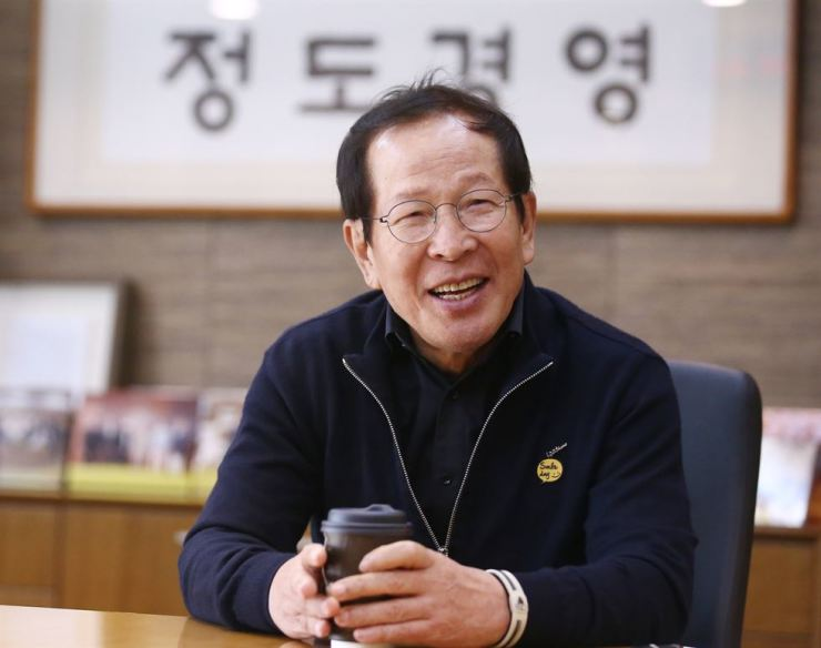 Kyochon F&B chairman Kwon Won-gang / Courtesy of Kyochon F&B