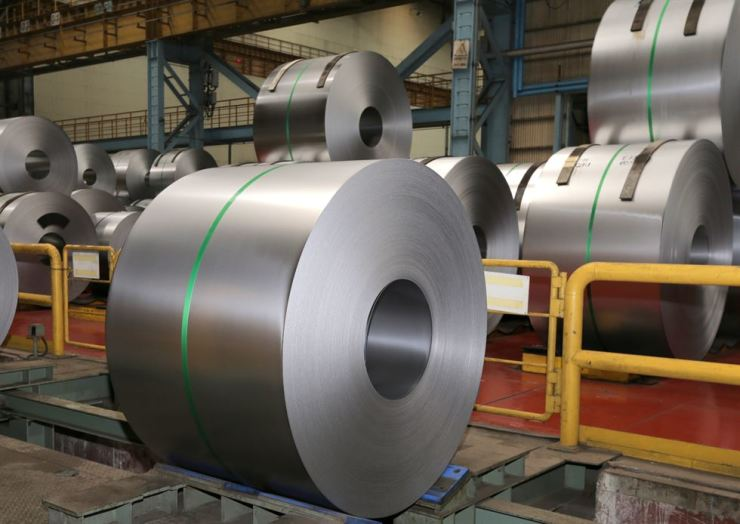 The Korean government has expressed concern over China's anti-dumping probe into hot-rolled stainless steel plates from Korea. Korea Times file