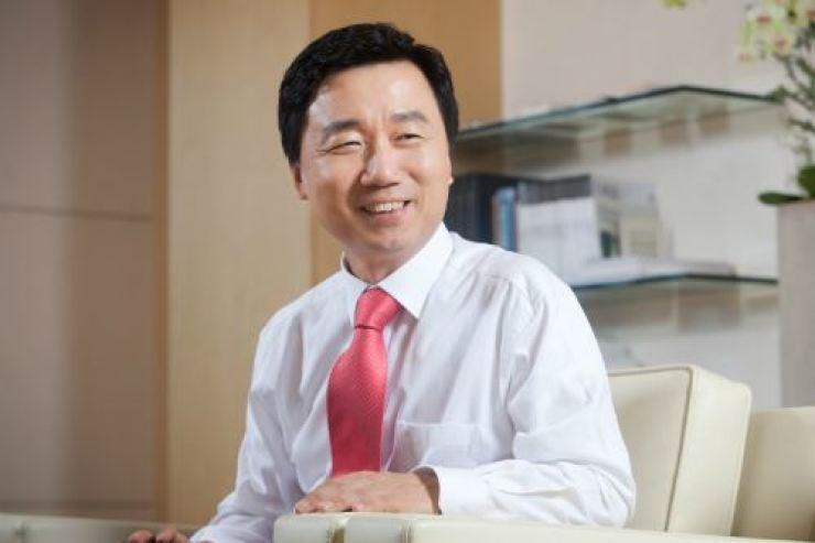 Meritz Securities CEO Choi Hi-moon