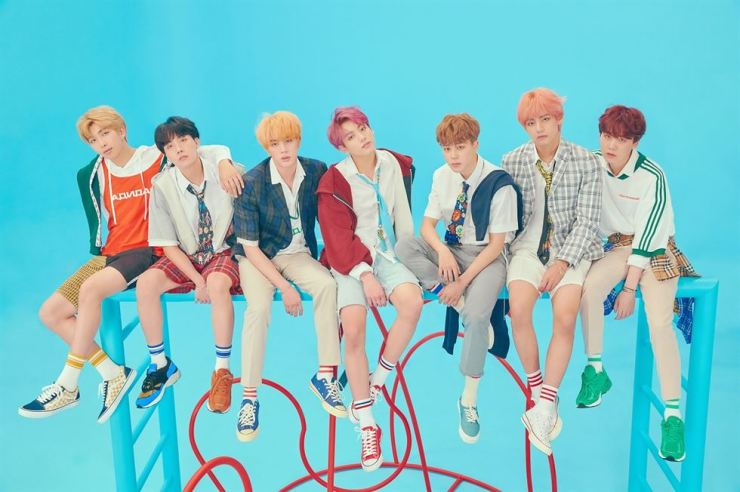 BTS will hold two concerts at Allianz Park in Sao Paulo, Brazil. Courtesy of Bit Hit Entertainment