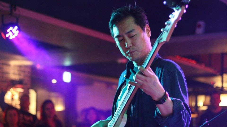 Batu band, winner of season 3 of the Battle of the Bands, performs at View 33 Itaewon. / Courtesy of Kyutae Kim of vancity604