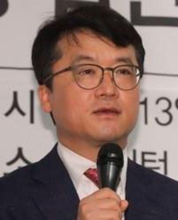 BHC Chairman Park Hyun-jong