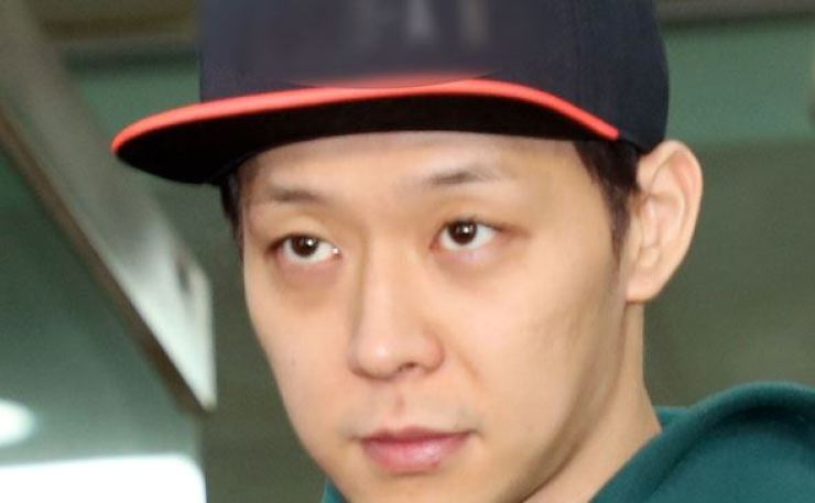 Singer-actor Park Yoo-chun has tested positive for methamphetamine. Yonhap